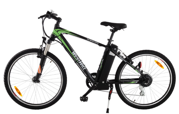 Electric Bike Parts List | Westhillbikes
