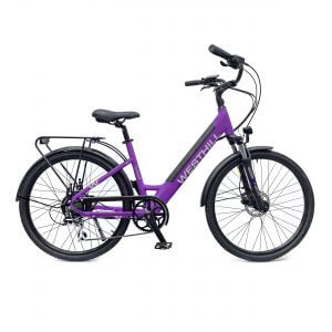 Westhill Classic ST Electric Bike - Purple