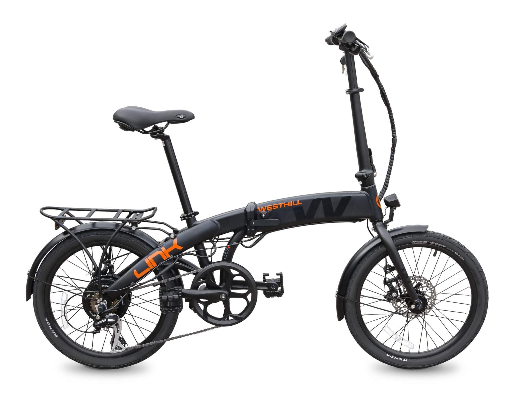 westhill link foldable ebike