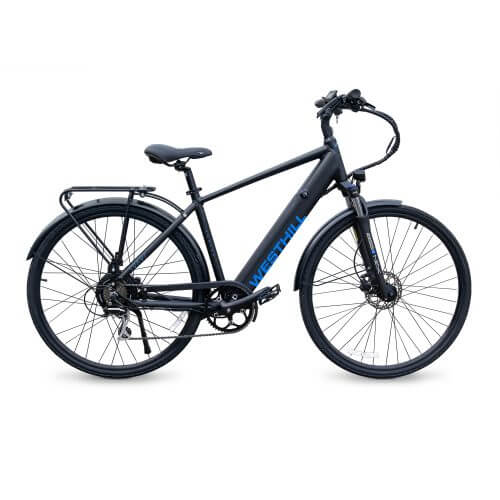 ranger westhill electric crossbar ebike