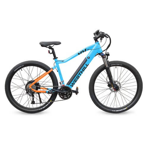 westhill e bike - venture blue