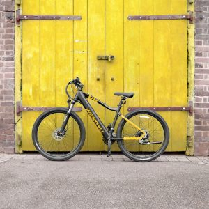 westhill e bike - venture black
