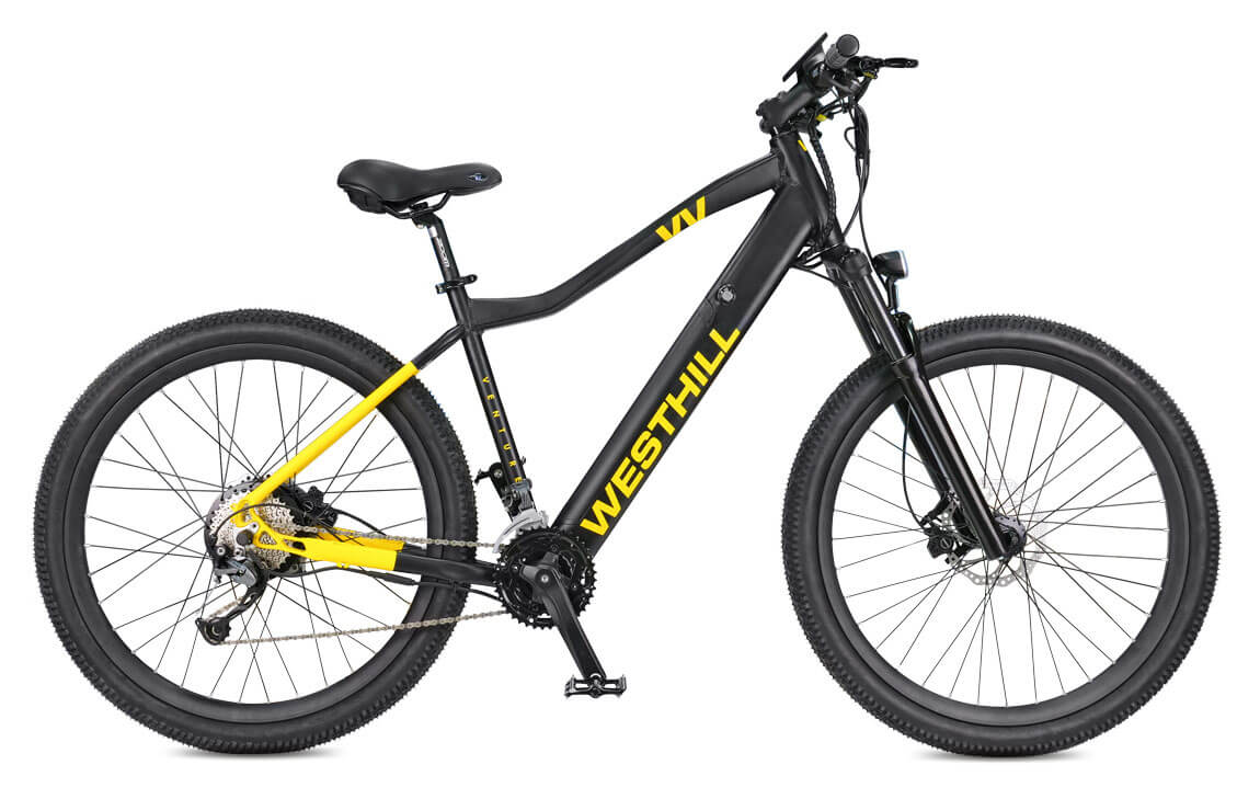 Venture westhill electric bike